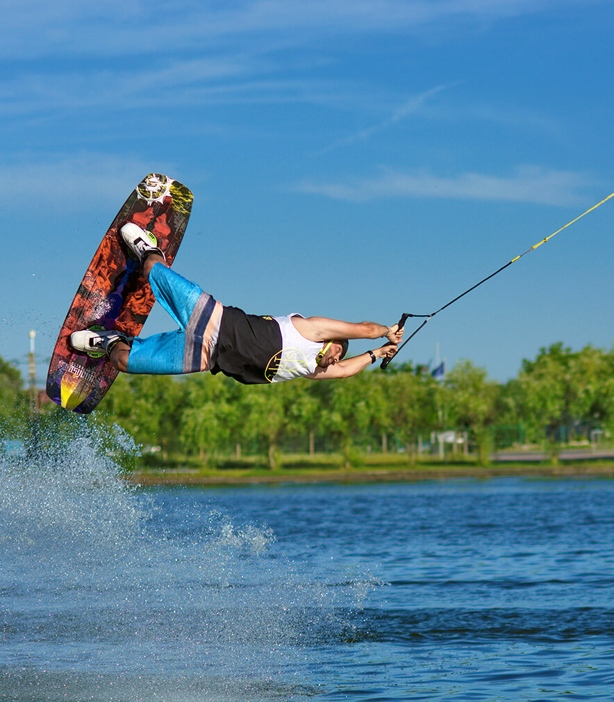 Curs WakeBoarding