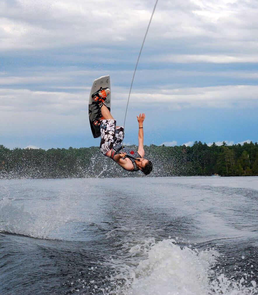 INSTRUCTOR WAKEBOARD