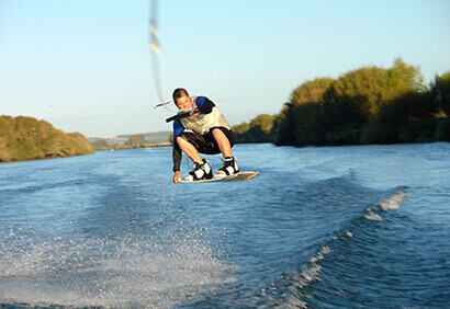 Instructor Wakeboarding